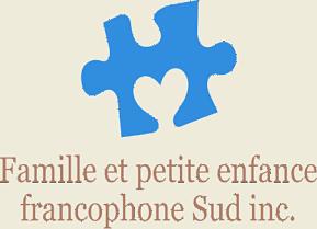 Famille et petite enfance francophone Sud inc. 2018